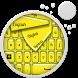 Lemon Keyboard by Keyboard Themes HD