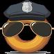 Police Donut by B.B Apps