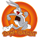 Buggs Tunes Jungle Adventures Bunny by Yogilla Studios
