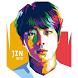 Jin BTS Wallpapers HD by rensiyun90