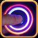 Finger Fidget Spinner - Light Up by SharukDev