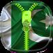 Pakistan Flag Zipper Lock