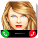 Fake Call From Taylor Swift by yas apps