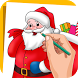 How to Draw Christmas cartoons by Mobilicos
