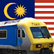 Malaysia Map for LRT & Train by AndroidRich
