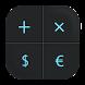 CalCon Converter & Calculator