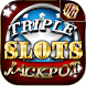Triple Stars Slots by Alluring Games