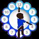 Kids Learn Clock by KidsAppBaba