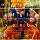 Super Saiyan DBZ : Dragon Goku Keyboard by rizqiana_studio