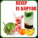 Resep Es Kopyor Spesial by OmahApkRembang