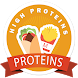 High Protein Foods by bitapp