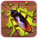 Tap Cockroach Smasher Game by MsMobile