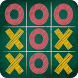 Tic Tac Toe Classic Game by EdgeVizion Inc.