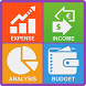 Income,Expense &Budget Manager by CS & CS