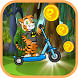 Jungle Tiger Skate by Racing Free Game HD
