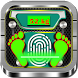 Weight Finger Scanner Prank App