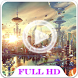 Future City 3D HD LWP by Odre Wallpaper