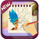 How to Draw Dragon B-Super by iDev-New : Drawing Apps