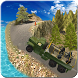 Military Truck Driver : Army Offroad Jeep Driving by Plasma Action and Shooting Games