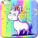 Unicorn Pony App Lock Screen by Platinum Narrative