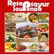 Resep Sayur Sup Enak by akutresno