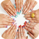 Long Nail Designs by Designing Ideas App