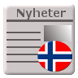 Norwegian newspapers by Relaxing news