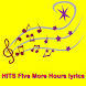 HITS Five More Hours lyrics by LYRICS Free Song Music