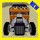 Hot-rod race addon Minecraft PE by Esquire4545