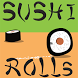 SUSHI ROLLs by NIXIE TUBE STUDIO