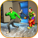 Halloween Killer Clown Pranks Sim: Creepy Game by Stain For Games