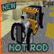 Hot Rod Mod MCPE