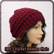Crochet Women Hats by noobita