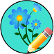How to Draw Flowers by Envelopred
