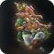 Dancing Ganesha by Chatindianapps