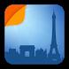 Météo Paris by CARDIWEB