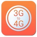 Switch Network 3G to 4G Prank by app Markets