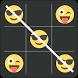 Tic Tac Toe for emoji by Gamesdeveloper
