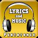 Pentatonix Lyrics Music by Triw Studio