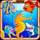 Underwater Jewels Splash by Vitayax