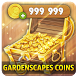 Coins Gardenscapes New Acres : Cheats Simulator by YOCANGAMES