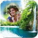 Waterfall Photo Frame by FrontStar App