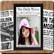 News Paper Photo Frame by Game & Photo Apps