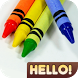 Hello Crayon by Raysoft.co