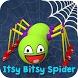 Itsy Bitsy Spider - Best 3D Nursery Rhyme & Poem by Touchzing Media