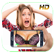 HD Xray Clothes Scanner Joke by trianglo
