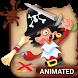 Pirate Animated Keyboard