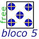 ebitt Bloco 5 estacas Free