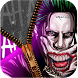 Joker Zipper Lock screen by ARTANDERSSON