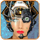 Robotic Face Photo Editor App by Free Photo Montage Apps